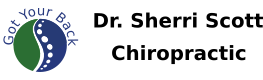Dr. Sherri Scott, Chiropractor Mobile Logo